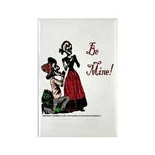 Abby Normal Valentine Rectangle Magnet