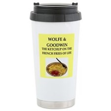 wolfe Travel Mug
