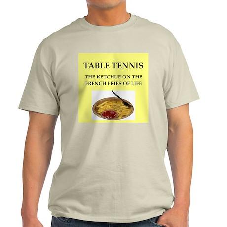 table tennis Light T-Shirt