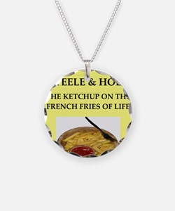 steele and holt Necklace
