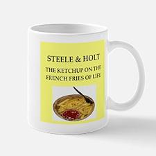 steele and holt Mug