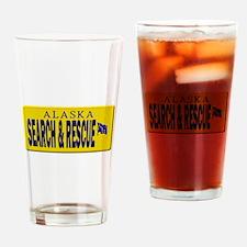 Alaska Search Rescue Drinking Glass