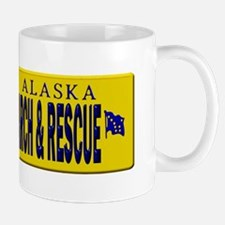 Alaska Search Rescue Mug