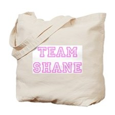 Pink team Shane Tote Bag