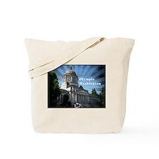 Olympia Washington Tote Bag