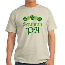 Scranton Pennsylvania Irish T-Shirt