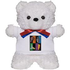 Joints Teddy Bear