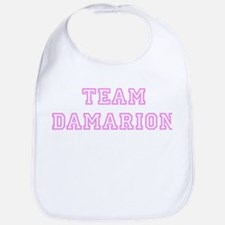 Pink team Damarion Bib