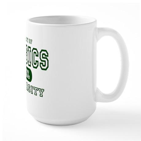 Physics University Large Mug