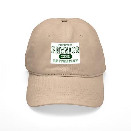 Physics University Cap