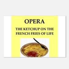 opera Postcards (Package of 8)