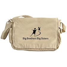 Big Brothers Big Sisters Messenger Bag