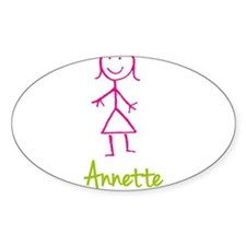 Annette-cute-stick-girl.png Decal