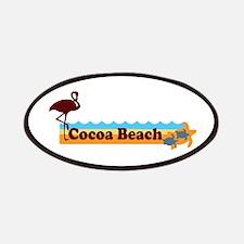 Cocoa Beach - Beach Design. Patches
