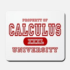 Calculus University Mousepad