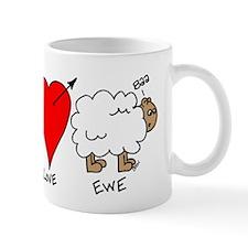 Eye Heart Ewe Mug