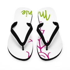Melanie-cute-stick-girl.png Flip Flops