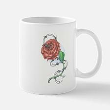 Lexi's Rose Mug