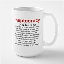 INEPTOCRACY Mugs