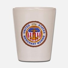 Funny West point military academy Shot Glass