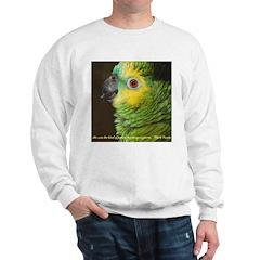 Blue-fronted Amazon Sweatshirt