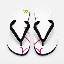 Tara-cute-stick-girl.png Flip Flops