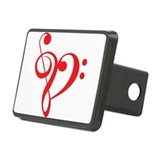 Music notes Rectangle