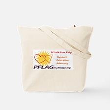 PFLAG Blue Ridge Logo Tote Bag