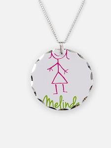 Melinda-cute-stick-girl.png Necklace
