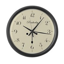 Unique Wentworth Large Wall Clock