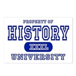 History University Postcards (Package of 8)