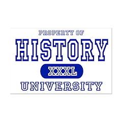 History University Posters