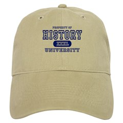 History University Baseball Cap