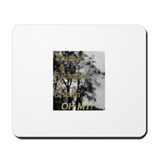 Oh My Grimm Mousepad