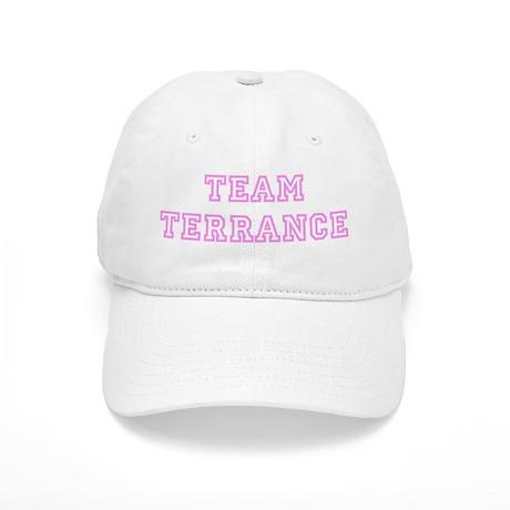 Pink team Terrance Cap