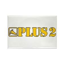 AutoX Plus 2 Rectangle Magnet (10 pack)