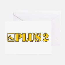 AutoX Plus 2 Greeting Card