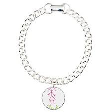 Claudia-cute-stick-girl.png Bracelet