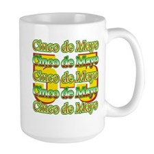 Cinco de Mayo 5 May Mug
