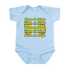 Cinco de Mayo 5 May Infant Bodysuit