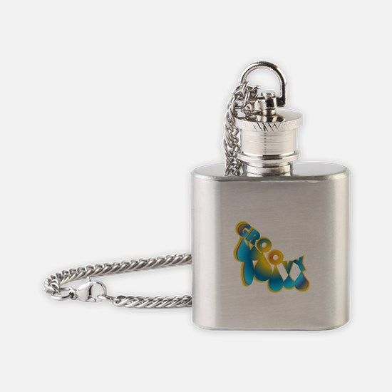 Groovy Flask Necklace