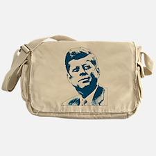 John F Kennedy Tribute Messenger Bag