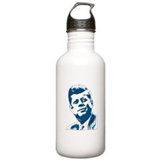 John F Kennedy Tribute Water Bottle
