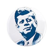 "John F Kennedy Tribute 3.5"" Button"