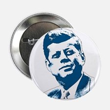 "John F Kennedy Tribute 2.25"" Button"