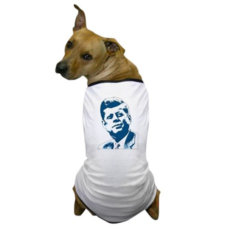 John F Kennedy Tribute Dog T-Shirt
