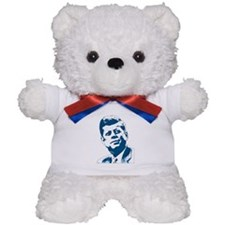John F Kennedy Tribute Teddy Bear