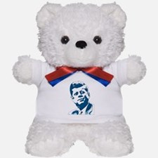 John F Kennedy Tribute Teddy Bear