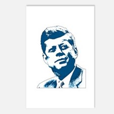 John F Kennedy Tribute Postcards (Package of 8)