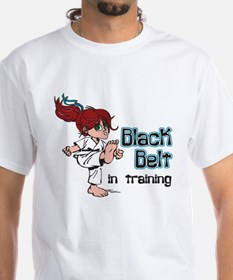 Black Belt in Training T-Shirt